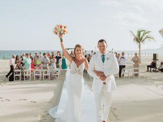 La boda de Rachael y Armando