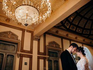 La boda de Stephannie y Antonio
