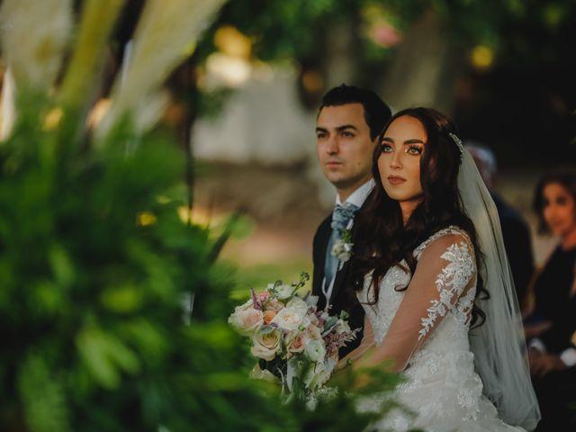 La boda de Maricarmen y Álex