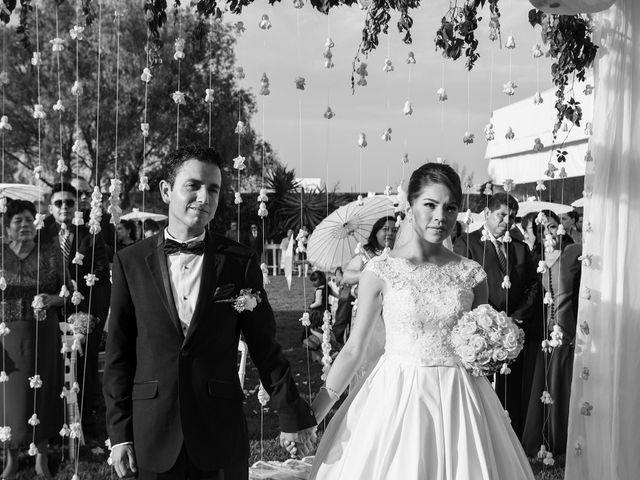 La boda de Faby y Paco