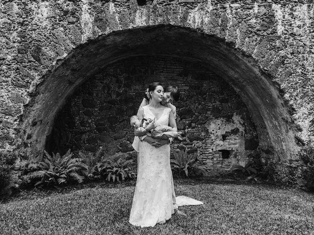 La boda de Andy y Alán