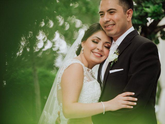 La boda de Hilda y Ezequiel