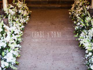 La boda de Chabe y Dani 1