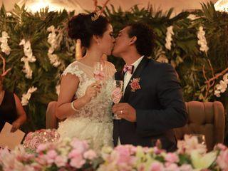 La boda de María isabel y Hernan