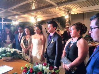 La boda de Guadalupe  y Mario Alberto 1