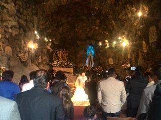 La boda de Guadalupe  y Mario Alberto 3