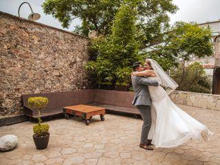 La boda de Anali y Mau