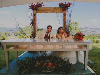 La boda de Ale y Diego