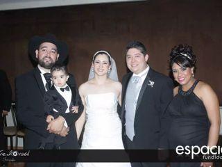La boda de Celina y Cristian 1