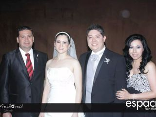 La boda de Celina y Cristian