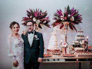 La boda de Carolina y Álex