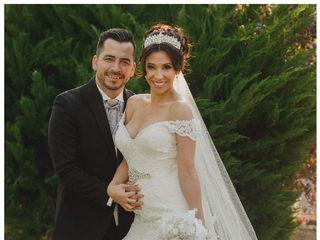 La boda de Cindy y Luis Ángel 1