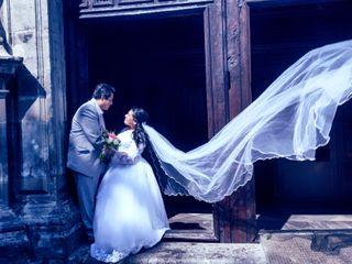 La boda de Ara y Fer
