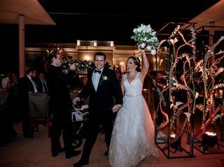 La boda de Ligia y Armando