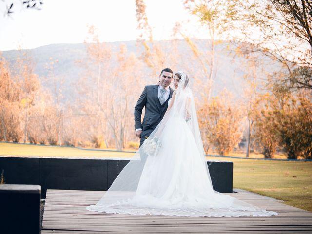 La boda de Anari y Omar