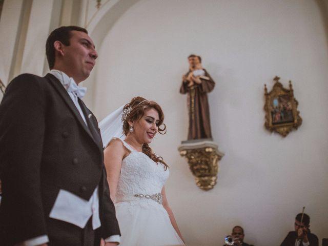 La boda de Neri y Adrián