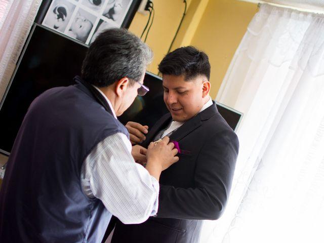 La boda de Andrés y Paulina en Iztapalapa, Ciudad de México 9