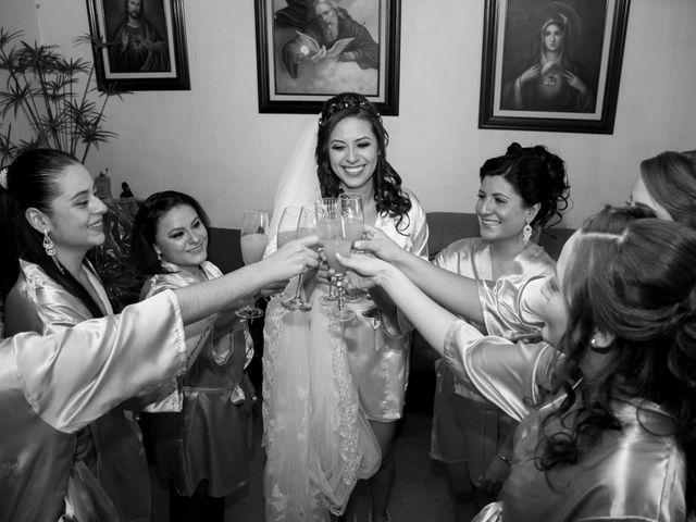 La boda de Andrés y Paulina en Iztapalapa, Ciudad de México 17