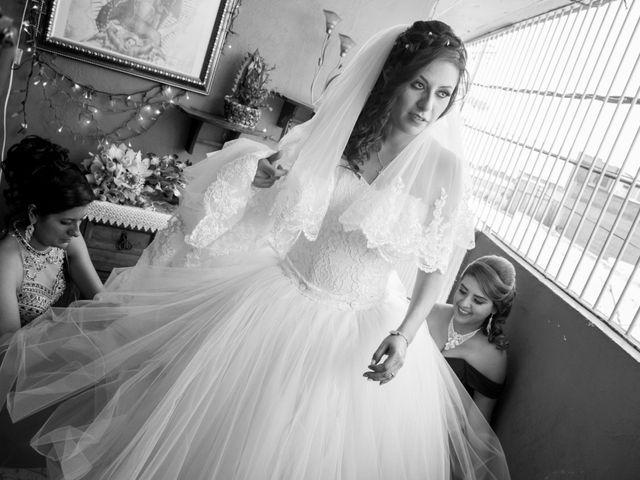 La boda de Andrés y Paulina en Iztapalapa, Ciudad de México 19