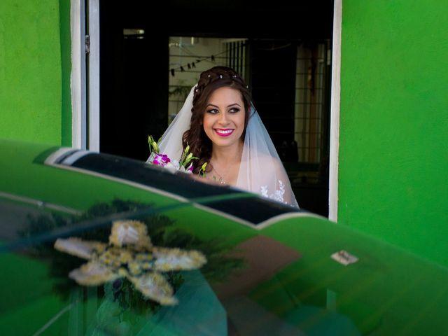 La boda de Andrés y Paulina en Iztapalapa, Ciudad de México 20