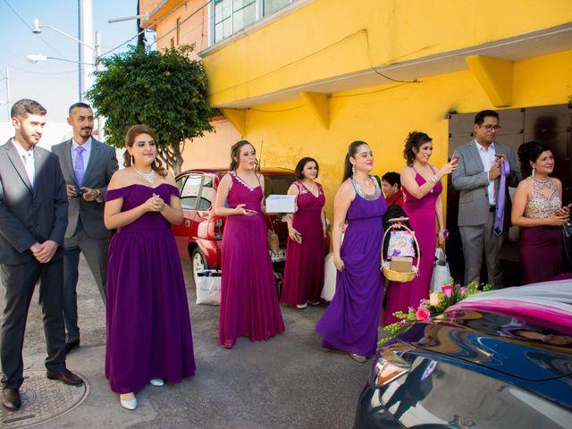 La boda de Andrés y Paulina en Iztapalapa, Ciudad de México 21