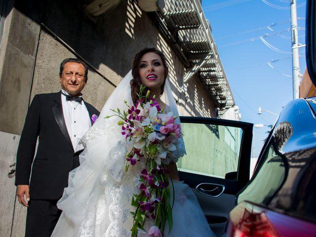 La boda de Andrés y Paulina en Iztapalapa, Ciudad de México 22