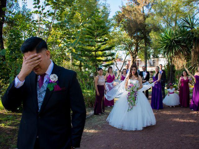 La boda de Andrés y Paulina en Iztapalapa, Ciudad de México 24
