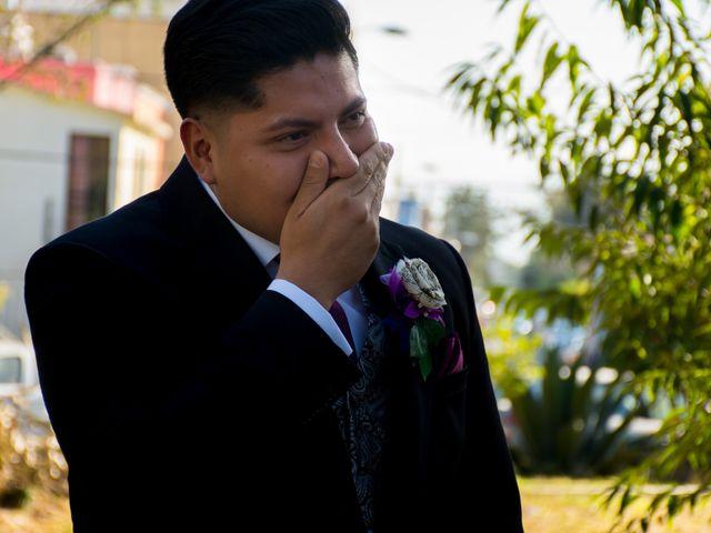 La boda de Andrés y Paulina en Iztapalapa, Ciudad de México 25