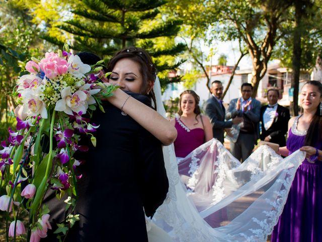 La boda de Andrés y Paulina en Iztapalapa, Ciudad de México 26