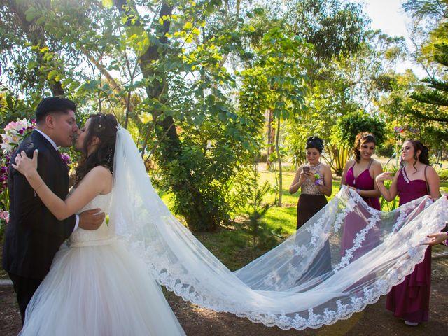 La boda de Andrés y Paulina en Iztapalapa, Ciudad de México 27