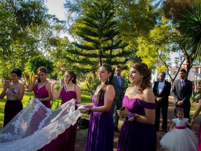 La boda de Andrés y Paulina en Iztapalapa, Ciudad de México 28