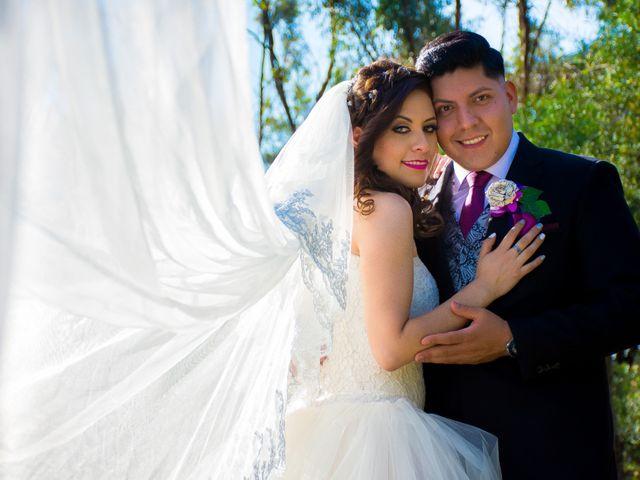La boda de Paulina y Andrés