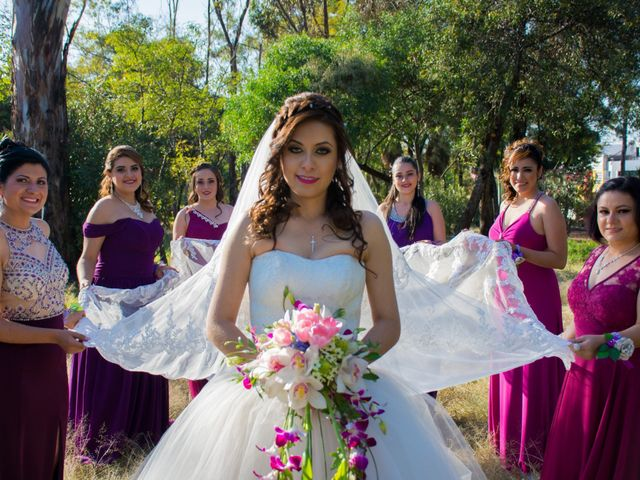 La boda de Andrés y Paulina en Iztapalapa, Ciudad de México 29