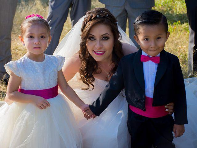 La boda de Andrés y Paulina en Iztapalapa, Ciudad de México 31