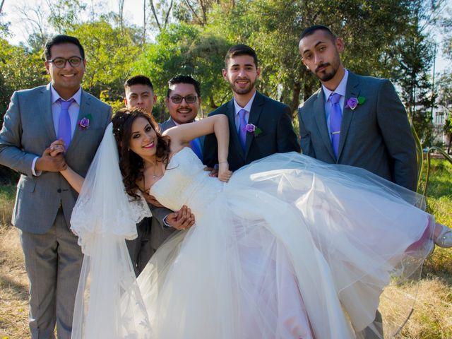 La boda de Andrés y Paulina en Iztapalapa, Ciudad de México 32