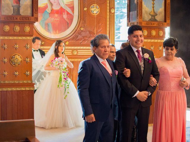 La boda de Andrés y Paulina en Iztapalapa, Ciudad de México 33