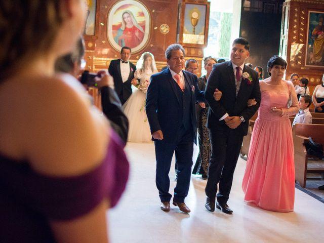 La boda de Andrés y Paulina en Iztapalapa, Ciudad de México 36