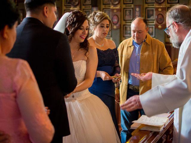 La boda de Andrés y Paulina en Iztapalapa, Ciudad de México 41