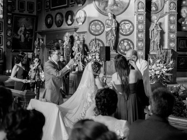 La boda de Andrés y Paulina en Iztapalapa, Ciudad de México 42