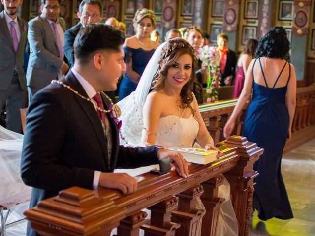 La boda de Andrés y Paulina en Iztapalapa, Ciudad de México 43