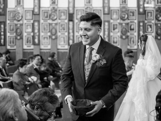 La boda de Andrés y Paulina en Iztapalapa, Ciudad de México 46