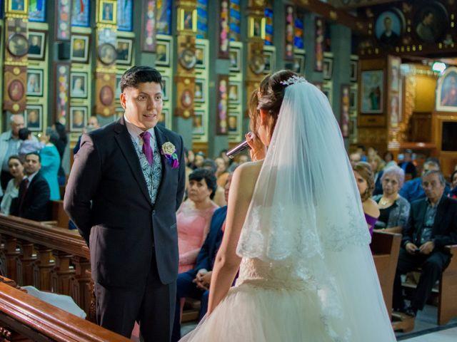 La boda de Andrés y Paulina en Iztapalapa, Ciudad de México 49