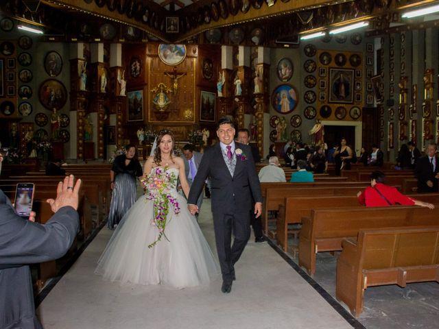 La boda de Andrés y Paulina en Iztapalapa, Ciudad de México 50