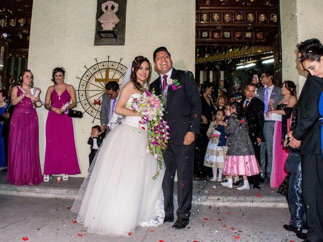 La boda de Andrés y Paulina en Iztapalapa, Ciudad de México 51