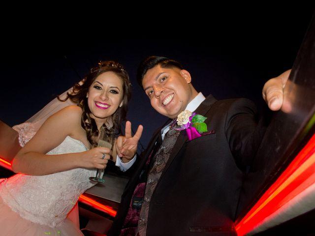 La boda de Andrés y Paulina en Iztapalapa, Ciudad de México 52
