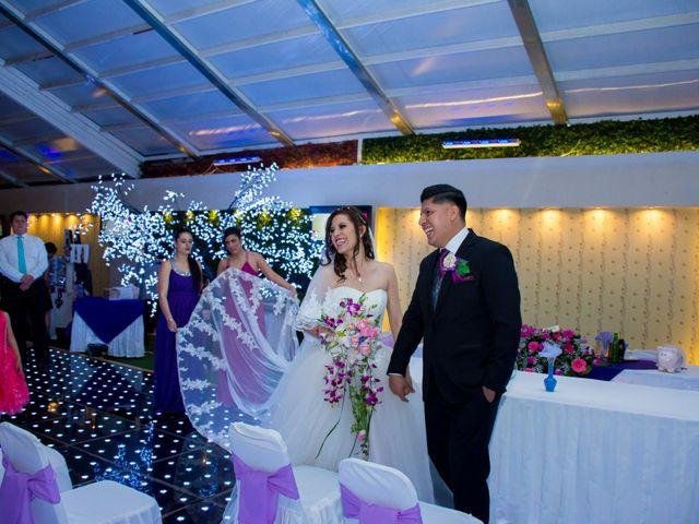 La boda de Andrés y Paulina en Iztapalapa, Ciudad de México 53