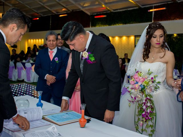 La boda de Andrés y Paulina en Iztapalapa, Ciudad de México 55