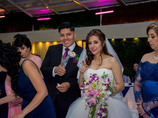 La boda de Andrés y Paulina en Iztapalapa, Ciudad de México 56