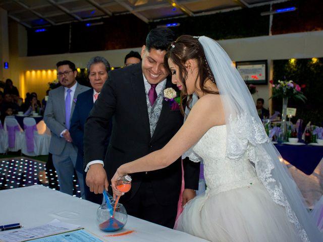 La boda de Andrés y Paulina en Iztapalapa, Ciudad de México 57