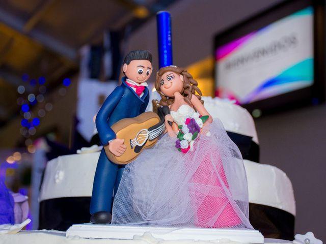 La boda de Andrés y Paulina en Iztapalapa, Ciudad de México 62